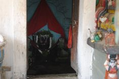 The Yantra worshipped at Abadhut Ashram; no specific Murthi (deity) is worshipped